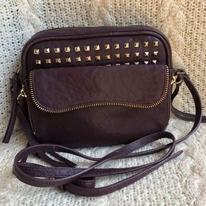 Joelle Hawkens Small Muse Studded Crossbody Bag